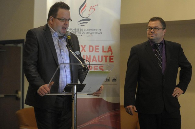 Priorit l 39 innovation et au rayonnement guy veillette for Chambre de commerce shawinigan