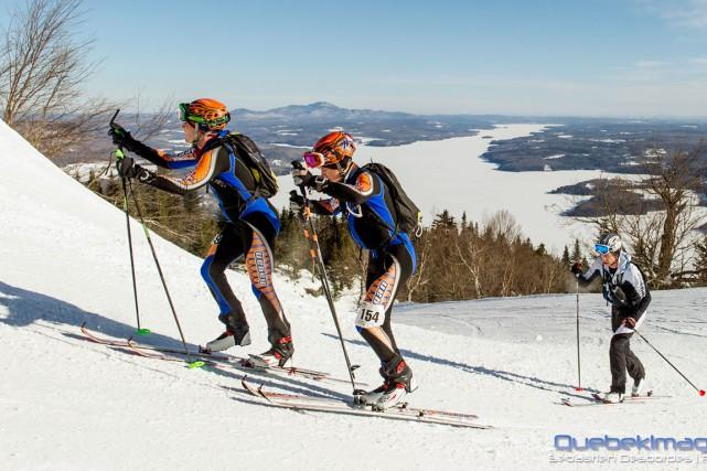 À la jonction du ski alpin, de la... (Skimoeast.com, Sébastien Desbordes)