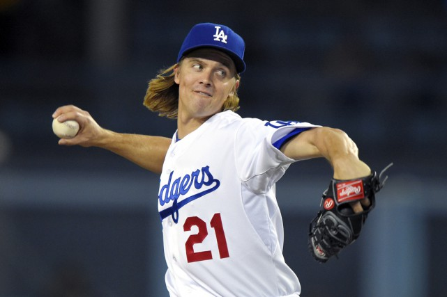 Zack Greinke et les Diamonbacks de l'Arizona ont... (Archives Associated Press)
