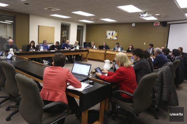 Le conseil des commissaires de Val-des-Cerfs a accepté... (Catherine Trudeau, La Voix de l'Est)