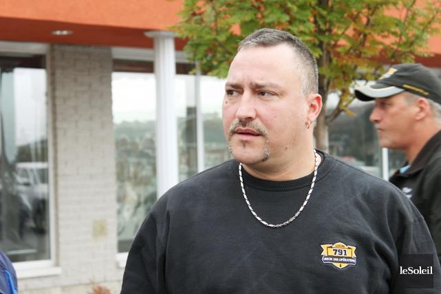 Bernard «Rambo» Gauthier a été reconnu coupable d'avoir... (Photothèque Le Soleil)