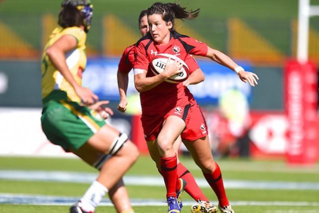 À l'écart de la compétition depuis le mois... (Rugby Canada)