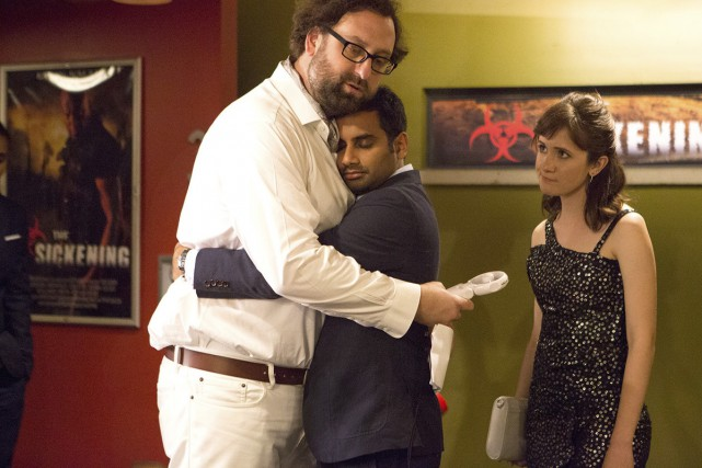 La comédie Master of None, mettant en vedette... (PHOTO FOURNIE PAR NETFLIX)