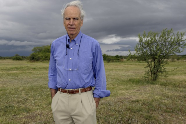 Douglas Tompkins en 2009... (Archives AFP)