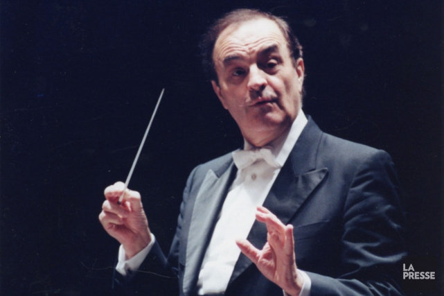 Charles Dutoit... (PHOTO REMI LEMÉE, ARCHIVES LA PRESSE)
