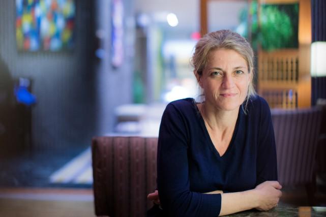 L'écrivaine Nathalie Azoulai donne vie au dramaturge Jean... (PHOTO EDOUARD PLANTE-FRÉCHETTE, LA PRESSE)