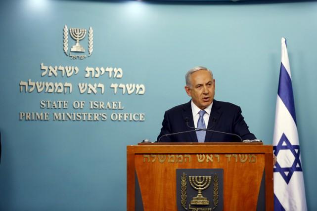 Plus de 30 députés israéliens, sur 120, ont... (PHOTO REUTERS)