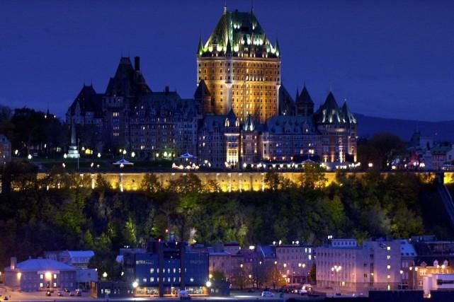Au Canada, ces actifs comprennent notamment le Reine... (Photo archives AP)