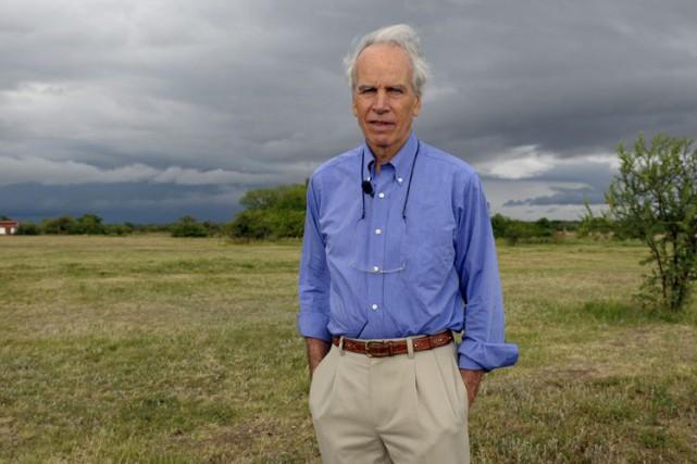 Douglas Tompkins en Argentine en 2009.... (Archives AFP)