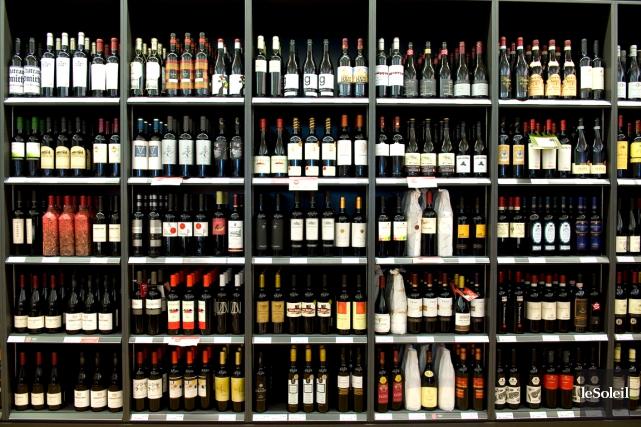 Le projet de loi 88 permettra aux vins... (Photothèque Le Soleil)
