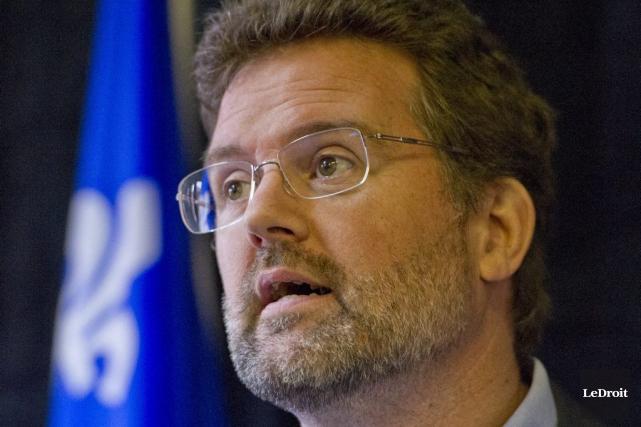 L'accord de Québec au plan gatinois est cependant... (Martin Roy, Archives LeDroit)