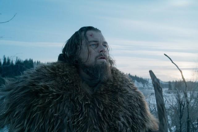 Leonardo DiCaprio se montre au meilleur de sa... (TWENTIETH CENTURY FOX)