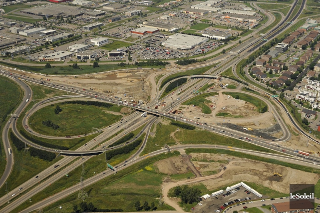La densification et le développement du transport en... (Photothèque Le Soleil, Patrice Laroche)