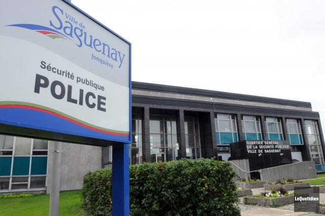 La Sécurité publique de Saguenay aurait reçu des... (Archives Le Quotidien, Michel Tremblay)
