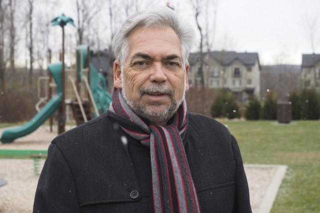 Le candidat au poste de conseiller municipal dans... (Photo Alain Dion, archives La Voix de L'Est)