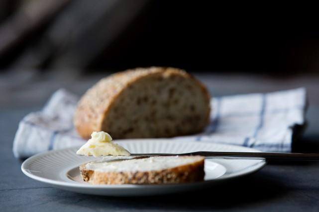 Le beurre importé par le Canada ne se... (PHOTO OLIVIER JEAN, ARCHIVES LA PRESSE)