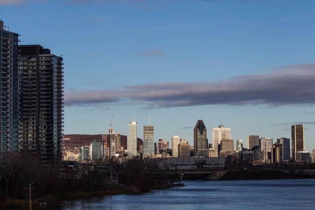 Dix des plus grosses entreprises de Montréalont accepté... (PHOTO HUGO-SÉBASTIEN AUBERT, ARCHIVES LA PRESSE)