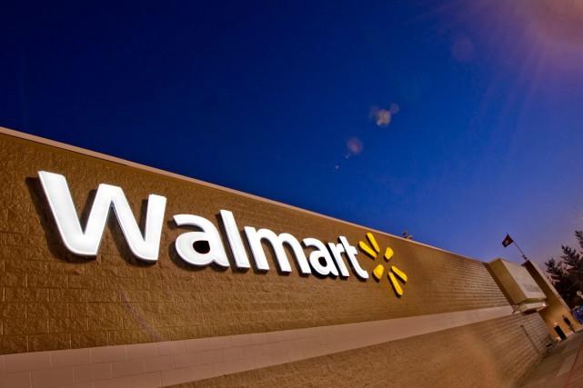 Le géant américain de la distribution Wal-Mart (WMT) se lance... (PHOTO FOURNIE PAR WAL-MART)