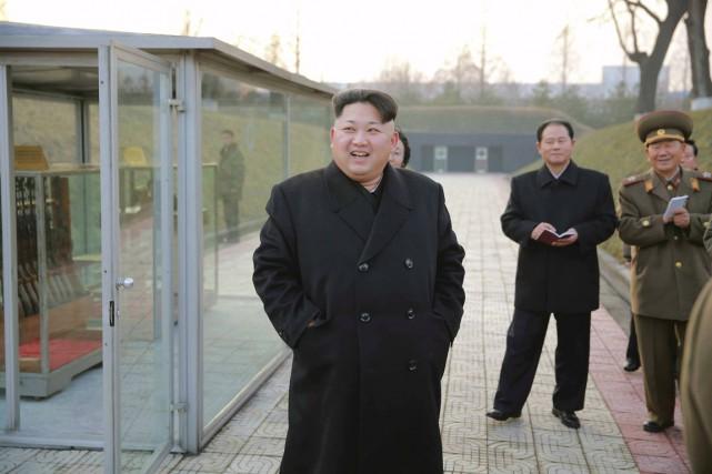 La Corée du Nord est déjà «un puissant... (PHOTO KCNA)