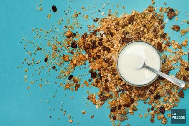 On aime être granola, si ça veut dire manger de délicieux mélanges de céréales,... (PHOTO OLIVIER PONTBRIAND, LA PRESSE)