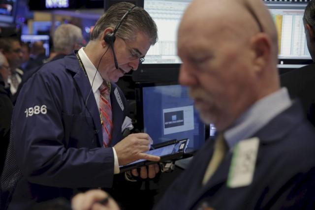 «Le marché avait trop vendu ces trois derniers... (Photo Lucas Jackson, Reuters)