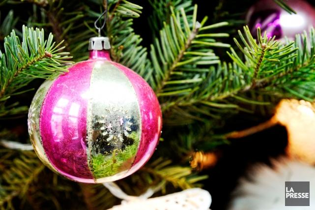 Les célébrations entourant Noël et le Nouvel An s'inspirent fortement des... (PHOTO BERNARD BRAULT, ARCHIVES LA PRESSE)