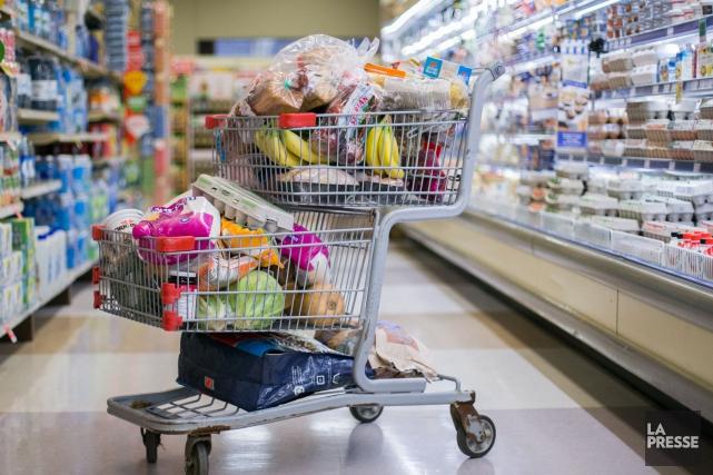 Le prix des aliments devrait connaître une hausse appréciable en 2016, et ce,... (Archives La Presse)