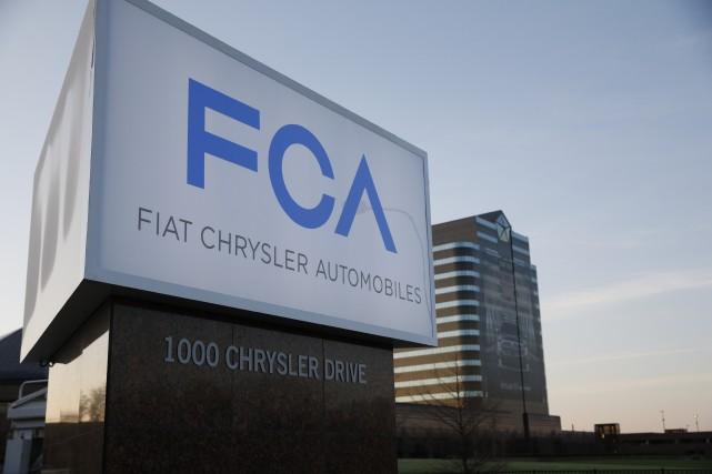 Outre la pénalité financière, le groupe automobile, né... (PHOTO ARCHIVES BLOOMBERG)
