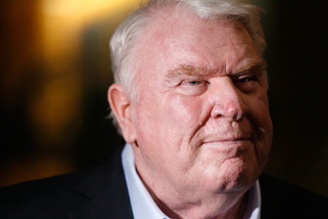 John Madden... (Photo Chris Zuppa, archives AP)