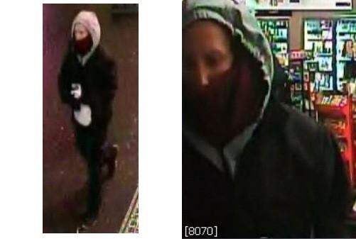 Le suspect s'est présenté dans deux dépanneurs de... (Fournies par la police de Québec)