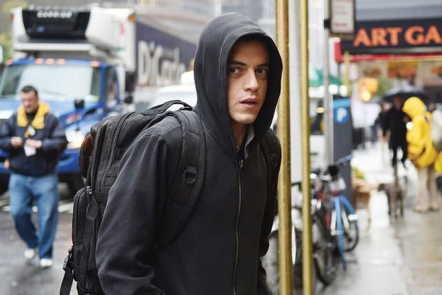 Le hacker Elliot (Rami Malek) est recruté par... (PHOTO SARAH SHATZ, USA NETWORK)