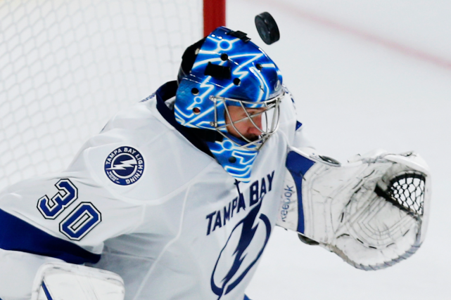 Ben Bishop... (Olivier Jean, archives La Presse)