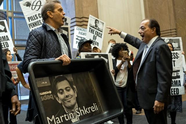 Martin Shkreli... (PHOTO ARCHIVES AP)
