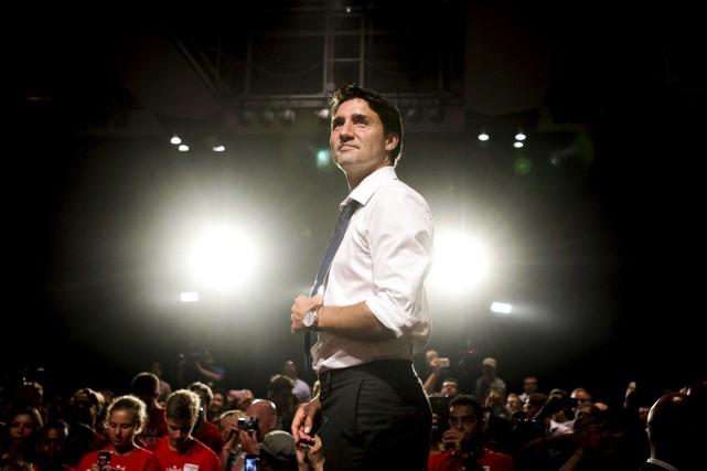 Justin Trudeau a peut-être rogné sur la rigueur... (Darren Calabrese, Archives PC)