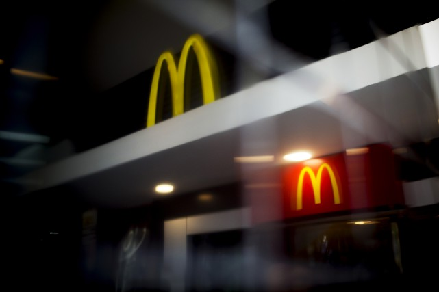 Quatre adolescents ont été interceptés par les policiers... (Bloomberg)