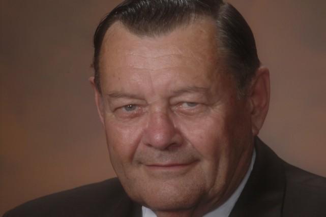 Marcel Béchard est décédé mercredi à l'âge de... (fournie par la Ville de Bedford)