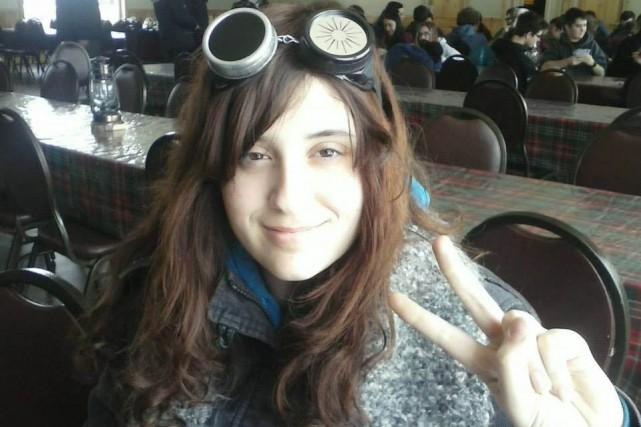 Maryse Beaulne, qui était âgée de 17 ans,... (Photo tirée de Facebook)