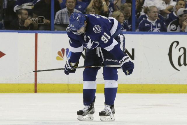 Steven Stamkos... (Chris O'Meara, Archives AP)