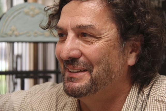Richard Leclerc organise pour une troisième année une... (Photo archives La Voix de L'Est)