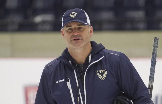 Le nouvel entraîneur-chefdu Phoenix Stéphane Julien a dirigé... (Spectre Média, René Marquis)