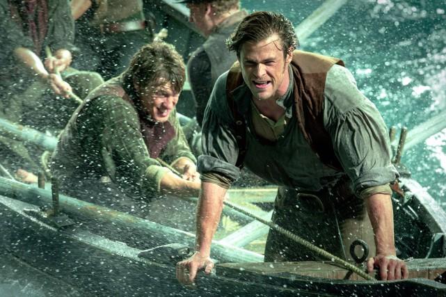 Chris Hemsworth incarne Owen Chase, le colérique second... (Fournie par Warner Bros. Pictures)