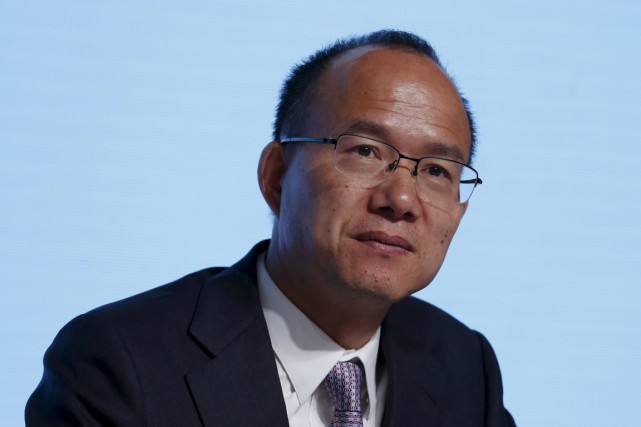L'homme d'affaires Guo Guangchang... (PHOTO BOBBY YIP, ARCHIVES REUTERS)
