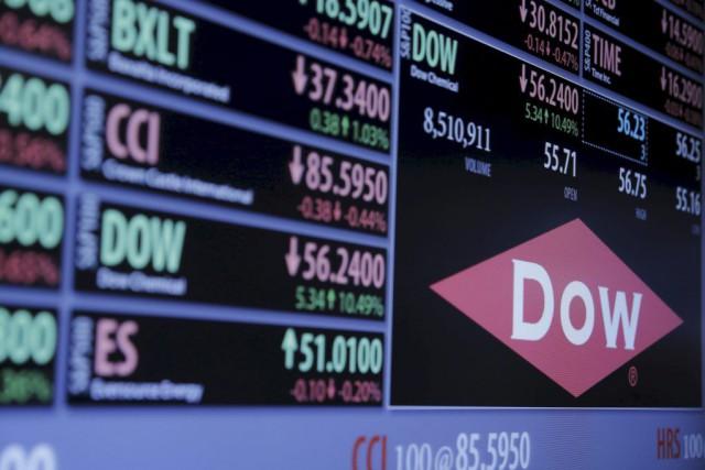 Les actionnaires de DuPont et de Dow se... (PHOTO LUCAS JACKSON, REUTERS)