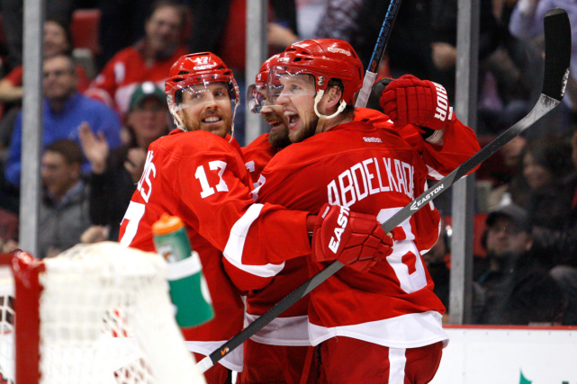 Relisez notre couverture du match du Canadien contre les Red Wings de Detroit. (Photo Raj Mehta, USA Today)