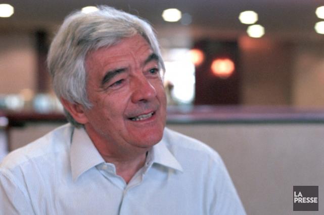 Denis Héroux en 1999.... (PHOTO MICHEL GRAVEL, ARCHIVES LA PRESSE)