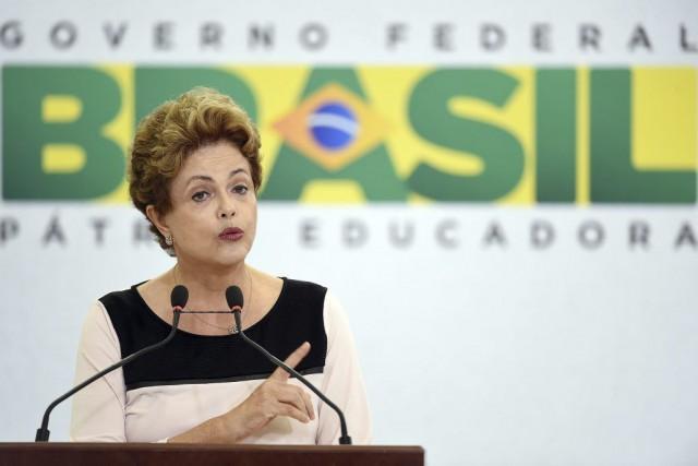 L'idée de trouver un successeur à la présidentequi... (PHOTO EVARISTO SA, AFP)