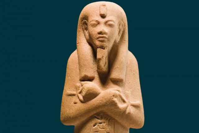 Plus de 200 shabti d'Akhénaton ont été trouvés... (PHOTO THE METROPOLITAN MUSEUM OF ART, FOURNIE PAR LE MUSÉE POINTE-À-CALLIÈRE)