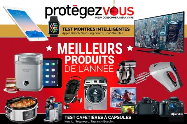 Véritable référence des consommateurs québécois, le magazine indépendant... (Infographie Le Quotidien)