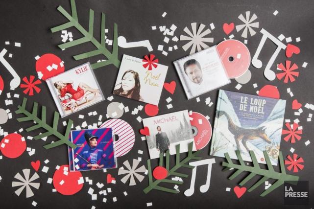Le temps des Fêtes apporte cette année encore son lot d'albums de Noël. Malgré... (PHOTO ÉDOUARD PLANTE-FRÉCHETTE, LA PRESSE)