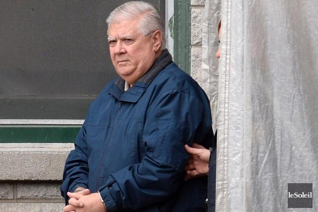 Claude Guillot est accusé de voies de fait,... (PHOTO ERICK LABBÉ, LE SOLEIL)